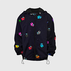 Детская куртка Among Us
