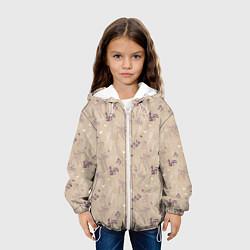 Куртка 3D с капюшоном для ребенка Бэмби - фото 2