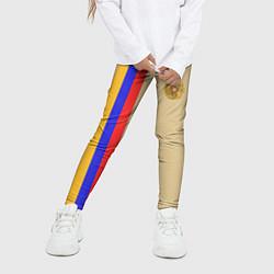 Леггинсы для девочки Armenia Style цвета 3D — фото 2