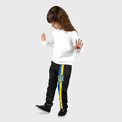 Брюки детские Украина цвета 3D — фото 2