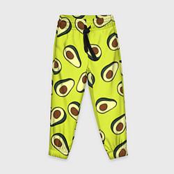 Детские брюки Стиль авокадо
