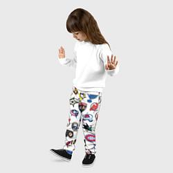 Брюки детские Daewoo цвета 3D — фото 2