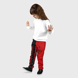 Брюки детские SCORPIONS цвета 3D — фото 2