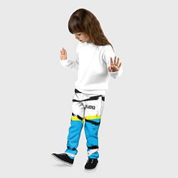 Брюки детские Judo цвета 3D — фото 2
