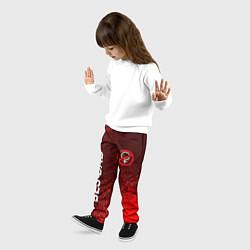 Брюки детские БЕЗ БАБ цвета 3D — фото 2