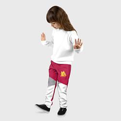 Брюки детские AS Roma Red Design 2122 цвета 3D — фото 2