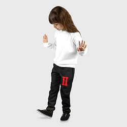 Брюки детские RED DEAD REDEMPTION 2 цвета 3D — фото 2
