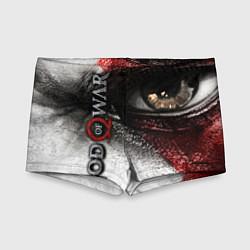 Плавки для мальчика God of War: Kratos цвета 3D — фото 1