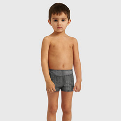 Плавки для мальчика Кольчуга цвета 3D — фото 2
