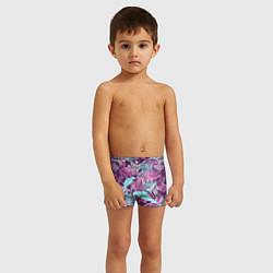 Плавки для мальчика Summer paradise цвета 3D — фото 2