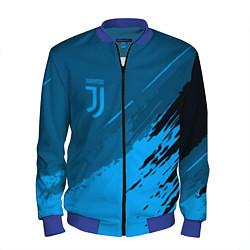 Мужской бомбер FC Juventus: Blue Original