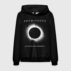 Толстовка-худи мужская Architects: Black Eclipse цвета 3D-черный — фото 1
