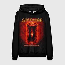 Толстовка-худи мужская Blind Guardian цвета 3D-черный — фото 1