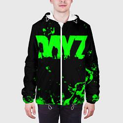 Куртка с капюшоном мужская Dayz цвета 3D-белый — фото 2
