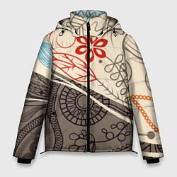 Куртка зимняя мужская Прованс цвета 3D-черный — фото 1