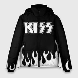 Куртка зимняя мужская Kiss цвета 3D-черный — фото 1