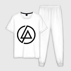 Мужская пижама Linkin Park: Sybmol