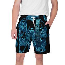 Шорты на шнурке мужские Iron Maiden цвета 3D — фото 1