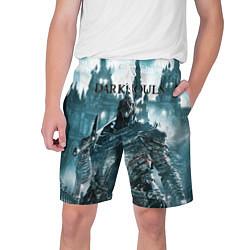 Шорты на шнурке мужские Dark Souls цвета 3D — фото 1