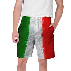 Шорты на шнурке мужские Italian цвета 3D — фото 1