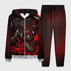 Костюм мужской Bloodseeker Rage цвета 3D-меланж — фото 1