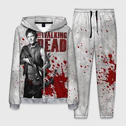 Костюм мужской Walking Dead: Deryl Dixon цвета 3D-меланж — фото 1
