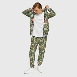 Костюм мужской Blackhawks Camouflage цвета 3D-меланж — фото 2