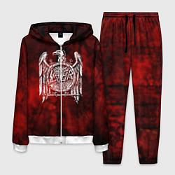 Костюм мужской Slayer: Blooded Eagle цвета 3D-белый — фото 1