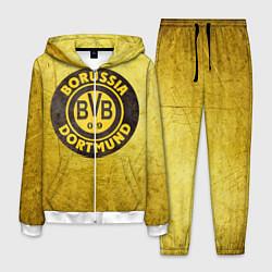 Костюм мужской Borussia3 цвета 3D-белый — фото 1