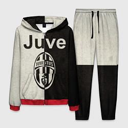 Костюм мужской Juventus6 цвета 3D-красный — фото 1