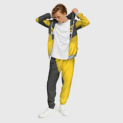 Костюм мужской Godsent Uniform цвета 3D-меланж — фото 2