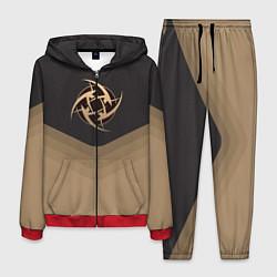 Костюм мужской NiP Uniform цвета 3D-красный — фото 1