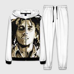 Костюм мужской Bob Marley: Mono цвета 3D-черный — фото 1