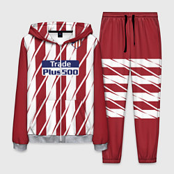 Костюм мужской Atletico Madrid FC: Form 2018 цвета 3D-меланж — фото 1