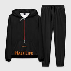 Костюм мужской Half-Life: Valve's цвета 3D-черный — фото 1