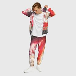 Костюм мужской Kendrick DAMN цвета 3D-белый — фото 2
