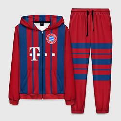 Костюм мужской Bayern FC: Original 2018 цвета 3D-красный — фото 1