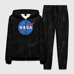 Костюм мужской NASA: Endless Space цвета 3D-черный — фото 1