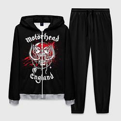 Костюм мужской Motorhead England цвета 3D-меланж — фото 1