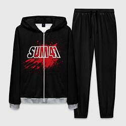 Костюм мужской Sum 41: Hot Blood цвета 3D-меланж — фото 1