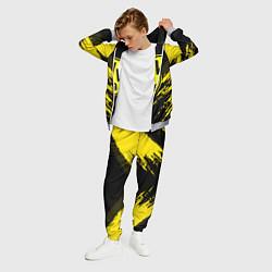Костюм мужской Borussia FC: Sport Fashion цвета 3D-меланж — фото 2