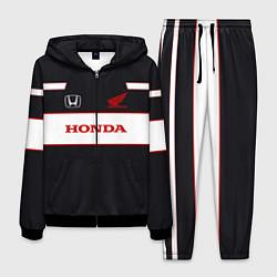 Костюм мужской Honda Sport цвета 3D-черный — фото 1