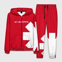 Костюм мужской RHCP: Red Style цвета 3D-красный — фото 1