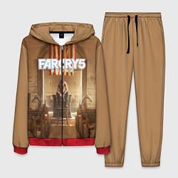 Костюм мужской Far Cry 5 цвета 3D-красный — фото 1