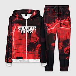 Костюм мужской Stranger Things: Red Dream цвета 3D-белый — фото 1