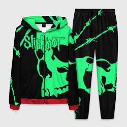 Костюм мужской Slipknot: Acid Skull цвета 3D-красный — фото 1