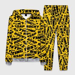 Костюм мужской ASAP Rocky: Light Style цвета 3D-меланж — фото 1