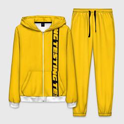 Костюм мужской ASAP Rocky: Yellow Testing цвета 3D-белый — фото 1