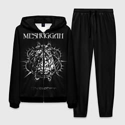Костюм мужской Meshuggah: Chaosphere цвета 3D-черный — фото 1