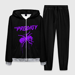 Костюм мужской The Prodigy: Violet Ant цвета 3D-меланж — фото 1